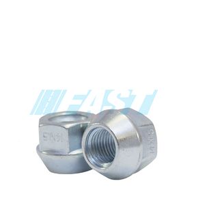 "Lug Nut | Open End Hex Head 19mm (3/4"") 0.84"" 