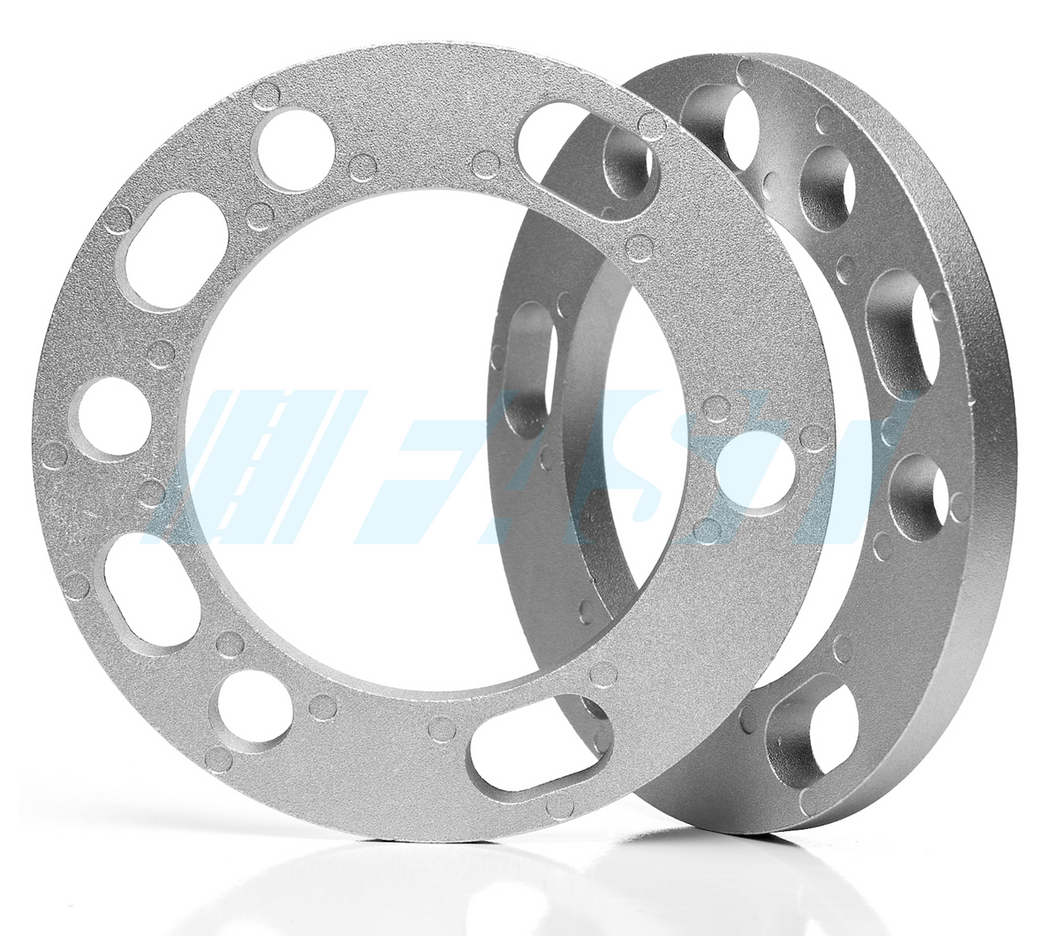 Wheel Spacer | 2 Piece Set | 5 & 6 Lug | 135 x 5.50 I 12mm (1/2