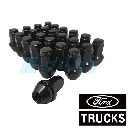 Lug Nut | OEM Fit Ford Truck | Hex Head 13/16