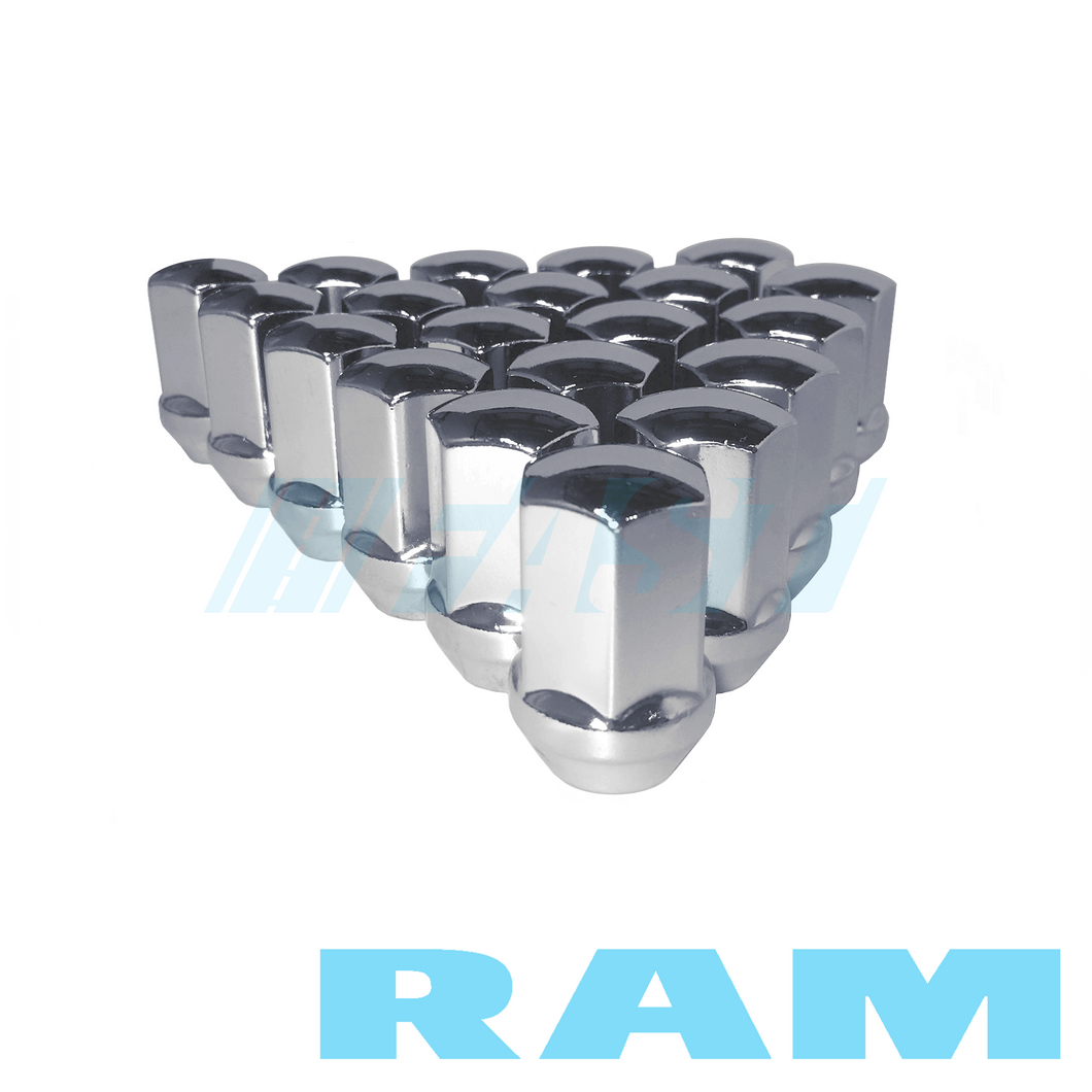 Lug Nut | OEM Fit Dodge RAM | Hex Head 7/8