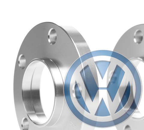 Hub Centric Spacers | 2 Piece Kits with Bolts | Volkswagen 5x100/5x112 | 57.1