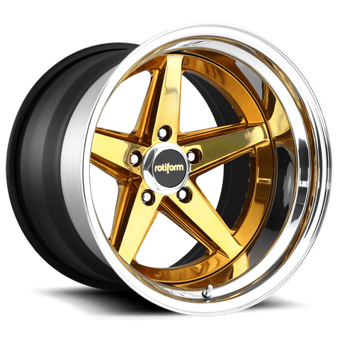 Rotiform 917 1-Piece Monoblock Forged Wheel - Rotiform Wheels