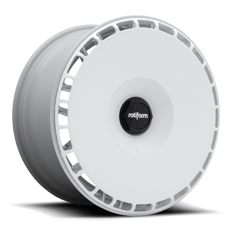 Rotiform AeroDisc (White) - Rotiform Wheels