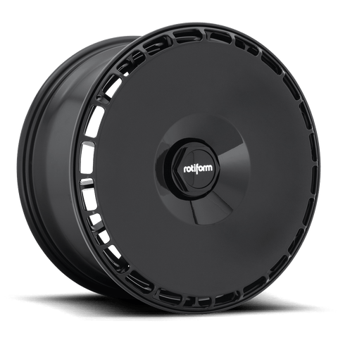Rotiform AeroDisc - Black - Rotiform Wheels