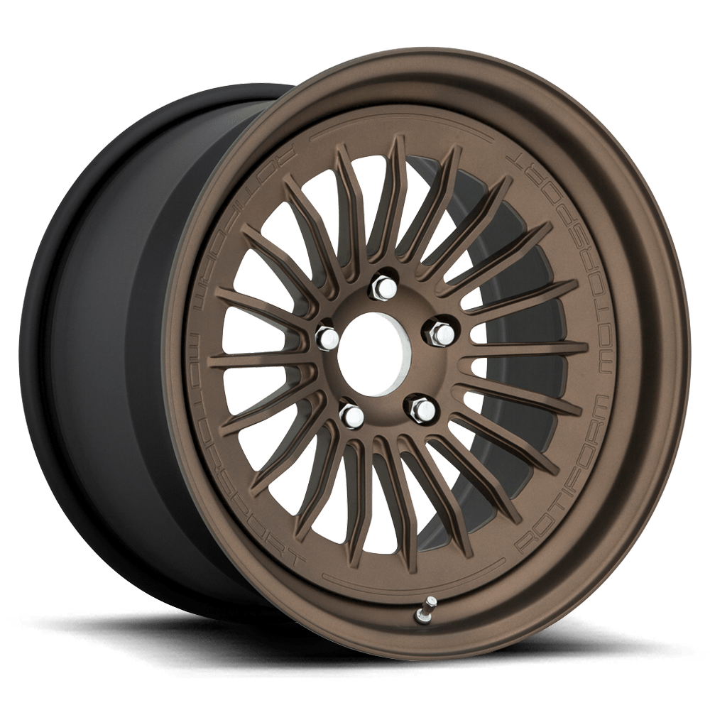 Rotiform BUC-M 3-Piece Forged Wheel - Rotiform Wheels