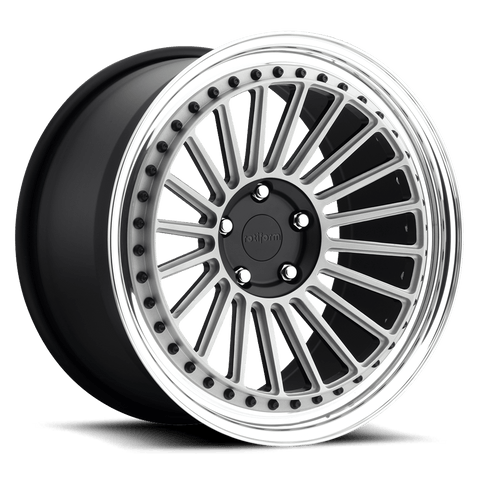 Rotiform BUC 3-Piece Forged Wheel - Rotiform
