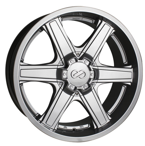 Enkei BLACKHAWK Cast Wheel - Silver - Rotiform Wheels