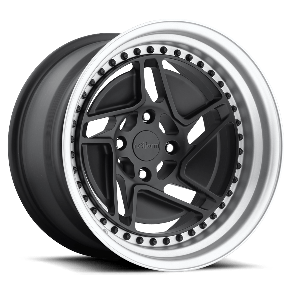 Rotiform CHD-T 3-Piece Forged Wheel - Rotiform Wheels