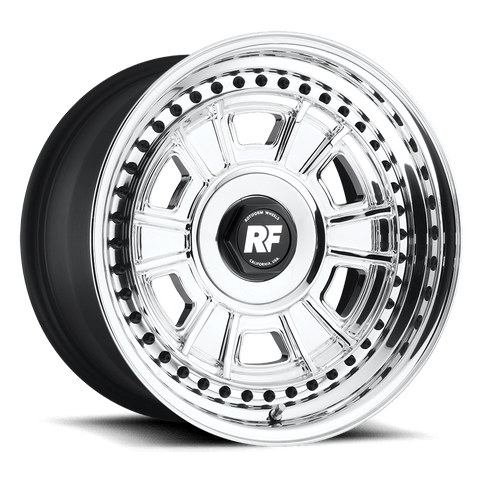 Rotiform DNO 3-Piece Forged Wheel - Rotiform