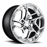 Rotiform HUR-T 3-Piece Forged Wheel - Rotiform Wheels