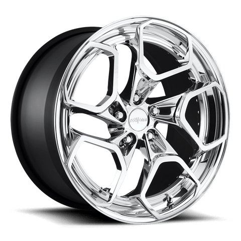 Rotiform HUR-T 3-Piece Forged Wheel - Rotiform