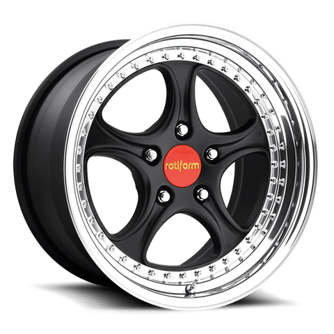 Rotiform KLU 3-Piece Forged Wheel - Rotiform