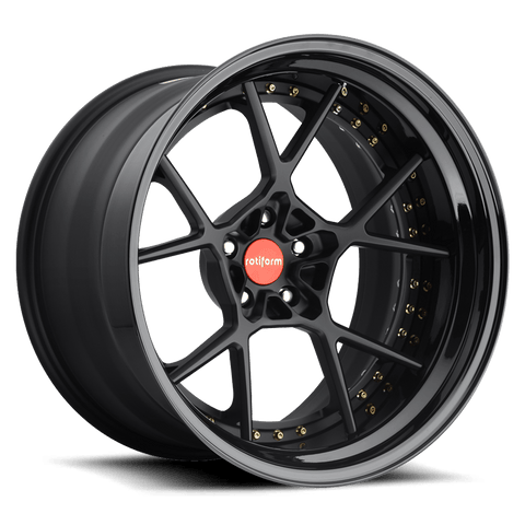 Rotiform KPS 3-Piece Forged Wheel - Rotiform