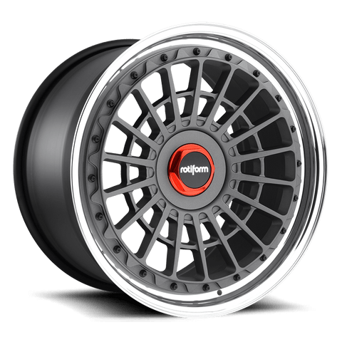 Rotiform LAS-R 3-Piece Forged Wheel - Rotiform