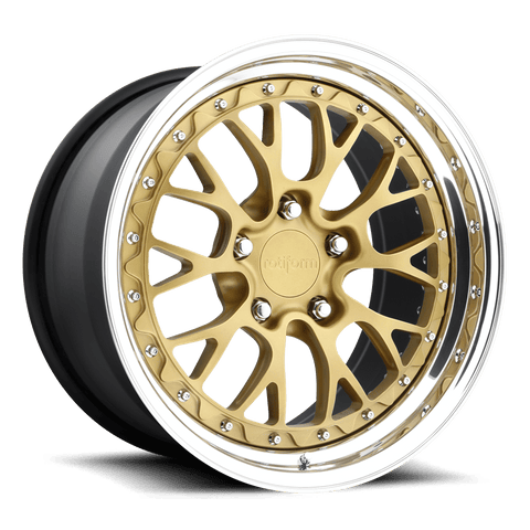 Rotiform LSR 3-Piece Forged Wheel - Rotiform Wheels
