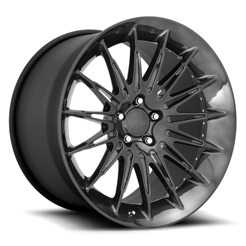 Rotiform NEK 3-Piece Forged Wheel - Rotiform Wheels