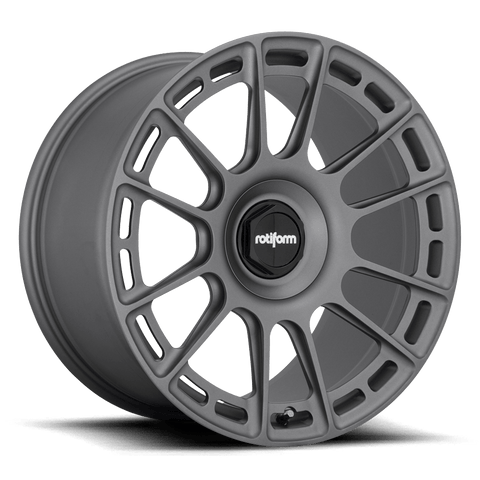 Rotiform OZR 1-Piece Forged Wheel - Rotiform Wheels