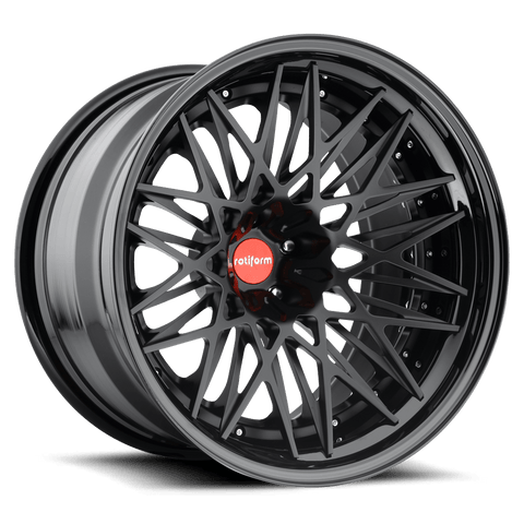 Rotiform OLB 3-Piece Forged Wheel - Rotiform