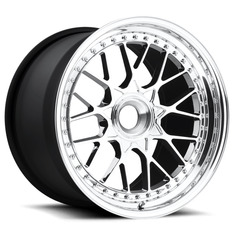 Rotiform RSE 3-Piece Forged Wheel - Rotiform Wheels