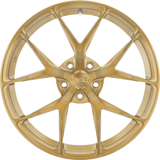 BC Forged RZ21 RZ Series 1-Piece Monoblock Forged Wheel