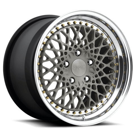 Rotiform LHR 3-Piece Forged Wheel - Rotiform