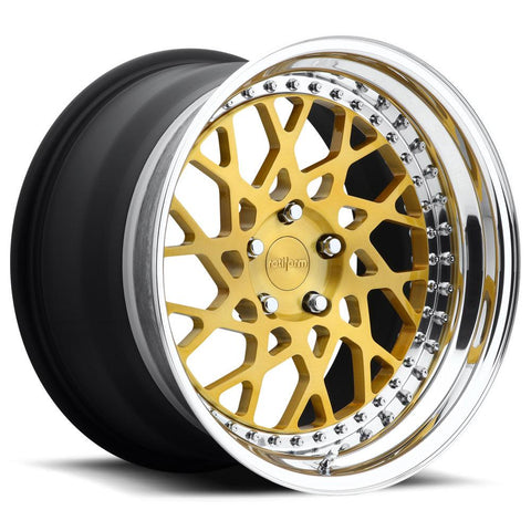 Rotiform BLQ-T 3-Piece Forged Wheel - Rotiform