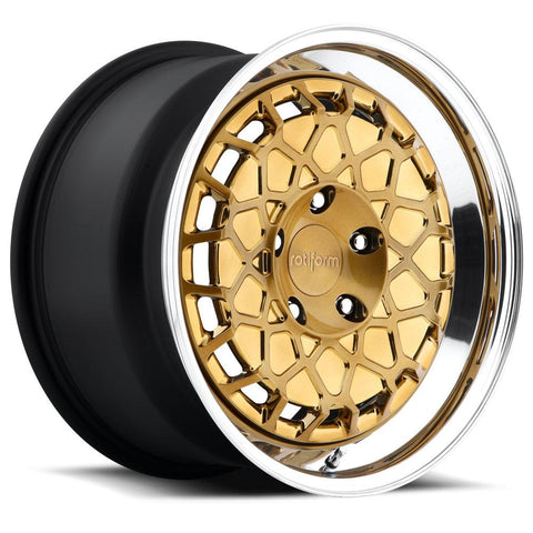 Rotiform BTH 3-Piece Forged Wheel - Rotiform Wheels