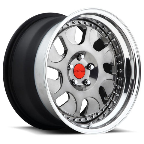 Rotiform BWE 3-Piece Forged Wheel - Rotiform Wheels