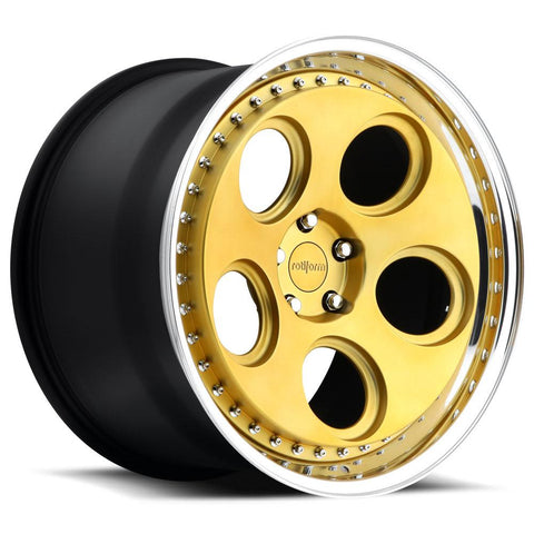 Rotiform DIA 3-Piece Forged Wheel - Rotiform