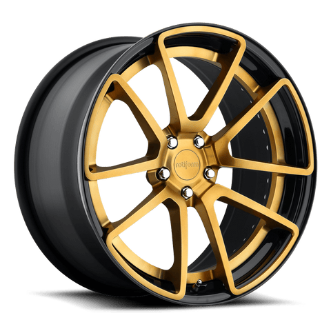 Rotiform SPF 3-Piece Forged Wheel - Rotiform Wheels
