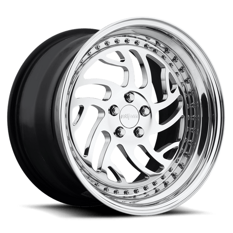 Rotiform SEA 3-Piece Forged Wheel - Rotiform