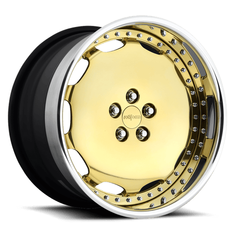 Rotiform SCR 3-Piece Forged Wheel - Rotiform