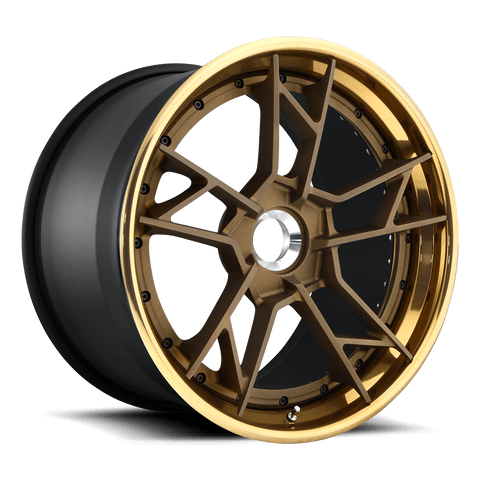 Rotiform SFO-T 1-Piece Forged Wheel - Rotiform Wheels