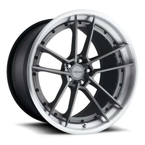 Rotiform SFO 1-Piece Forged Wheel - Rotiform Wheels