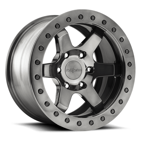 Rotiform SIX-OR 3-Piece Forged Wheel - Rotiform Wheels