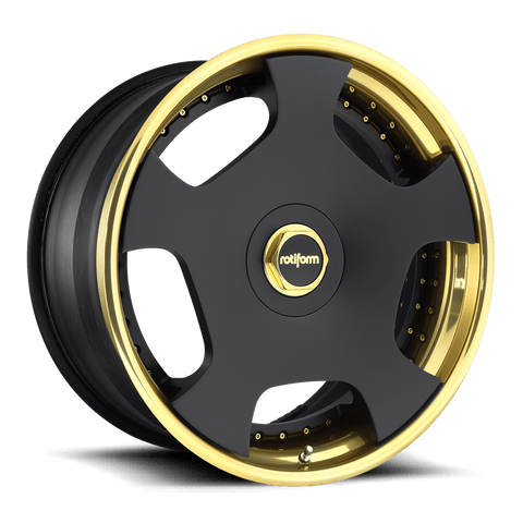 Rotiform WLD 3-Piece Forged Wheel - Rotiform Wheels