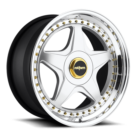 Rotiform WRO 3-Piece Forged Wheel - Rotiform Wheels