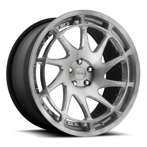 Rotiform YVR 3-Piece Forged Wheel - Rotiform Wheels