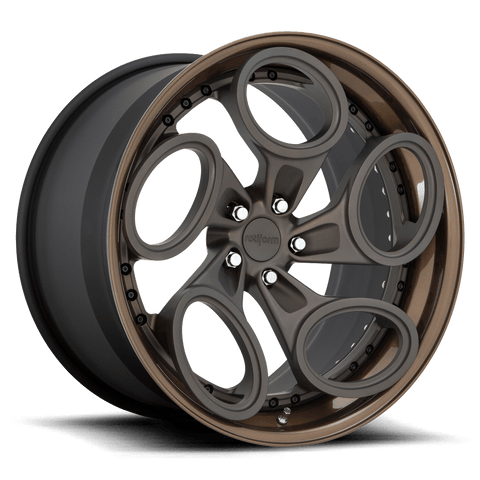Rotiform ZRH-T 3-Piece Forged Wheel - Rotiform Wheels