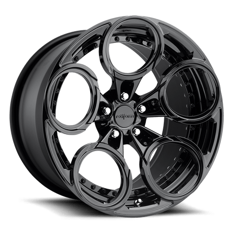 Rotiform ZRH 3-Piece Forged Wheel - Rotiform Wheels