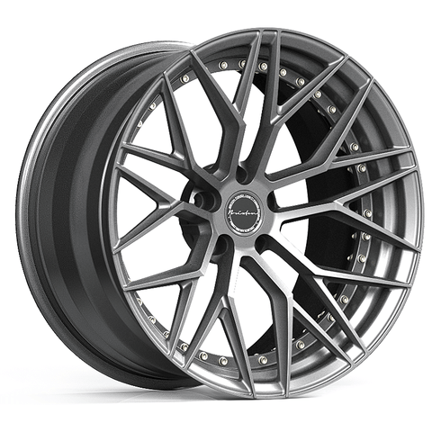 Brixton CM10 Duo Series 2-Piece Forged Wheel - Rotiform Wheels