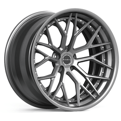 Brixton CM10 Targa Series 3-Piece Forged Wheel - Rotiform Wheels