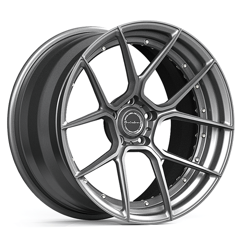 Brixton CM5 Duo Series 2-Piece Forged Wheel - Rotiform Wheels