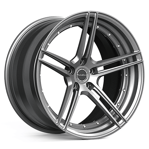 Brixton M52 Duo Series 2-Piece Forged Wheel - Rotiform Wheels