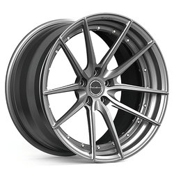 Brixton M53 Duo Series 2-Piece Forged Wheel - Rotiform Wheels