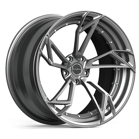 Brixton PF1 Duo Series 2-Piece Forged Wheel - Rotiform Wheels