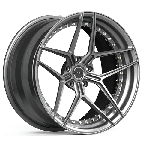 Brixton WR7 Duo Series 2-Piece Forged Wheel - Rotiform Wheels