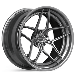 Brixton WR7 Targa Series 3-Piece Forged Wheel - Rotiform Wheels