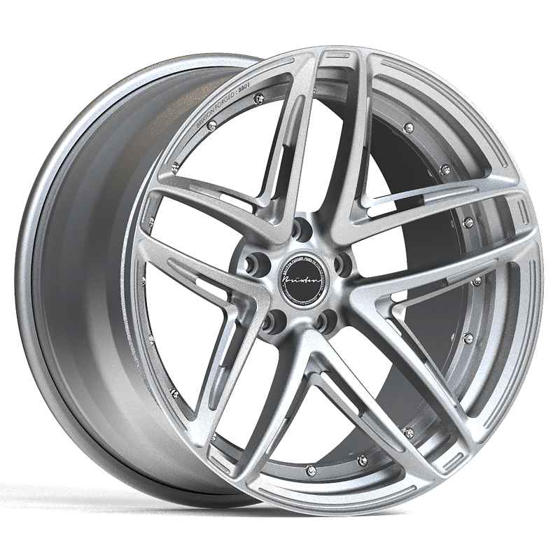 Brixton BB01 Duo Series 2-Piece Forged Wheel - Rotiform Wheels