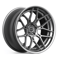 Brixton CM8 Targa Series 3-Piece Forged Wheel - Rotiform Wheels
